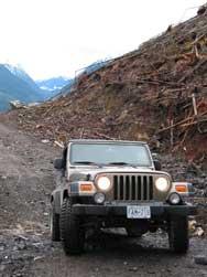 2003 Jeep TJ Rubicon
