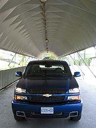 2003 Chevrolet Silverado SS