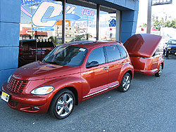 Test Drive: 2003 Chrysler PT Turbo Dream Cruiser Series 2 car test drives chrysler