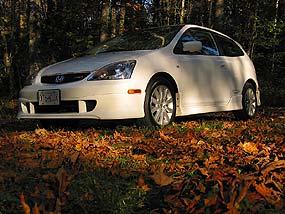 2004 Honda Civic SiR