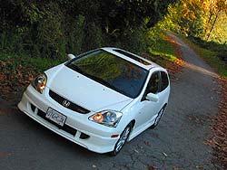 2004 Honda Civic SiR - 2.0-litre i-VTEC