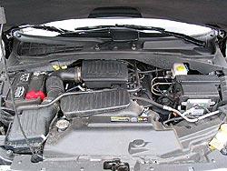 2004 Dodge Durango 4.7 litre V8