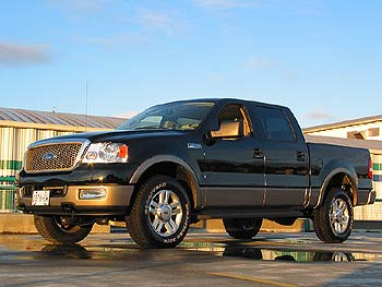 2004 Ford F150 SuperCrew Lariat 4X4