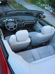 2004 Chrysler Sebring Convertible Limited