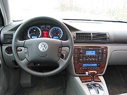 Test Drive: 2004 Volkswagen Passat W8 car test drives