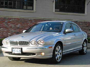 Test Drive: 2004 Jaguar X Type 3.0 jaguar