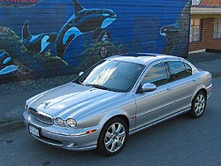 Test Drive: 2004 Jaguar X Type 3.0 car test drives jaguar