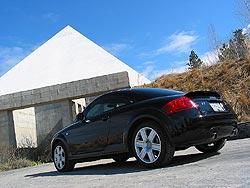 2005 Audi TT 225 Quattro Coupe