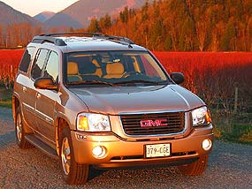 2005 GMC Envoy XL with Displacement-On-Demand