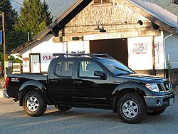 Used Vehicle Review: Nissan Frontier, 2005 2012 nissan