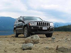 2005 Jeep Grand Cherokee Hemi