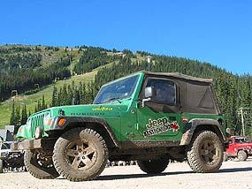 Jeep TJ Rubicon