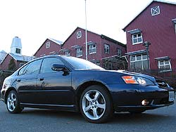 2005 Subaru Legacy GT Limited