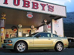 Used Vehicle Review: Ford Mustang, 2005 2009 used car reviews ford