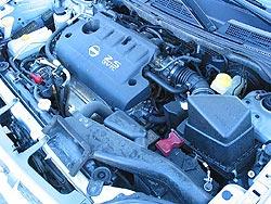 2005 Nissan X-Trail LE