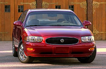 2003 Buick LeSabre Limited Celebration Edition
