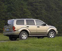 2004 Dodge Durango Hemi Limited
