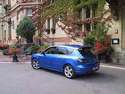 First Drive: 2004 Mazda3 mazda first drives