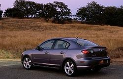 2004 Mazda3 GT sedan
