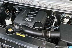 2004 Infiniti QX56