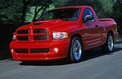 Test Drive: 2004 Dodge Ram SRT 10  car test drives dodge