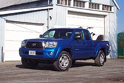 2005 Toyota Tacoma Access Cab with TRD off-road package