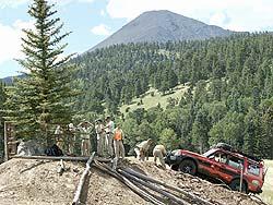 Land Rover TReK 2003