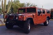 2002 Hummer H1 Anniversary Edition