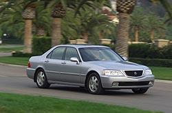 2002 Acura 3.5 RL