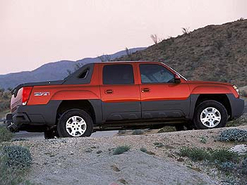 Test Drive: 2003 Chevrolet Avalanche chevrolet