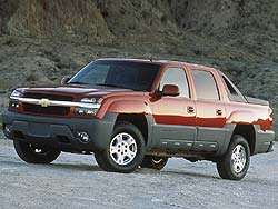 Test Drive: 2003 Chevrolet Avalanche trucks car test drives chevrolet
