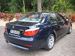 2003 2004 BMW 5-Series