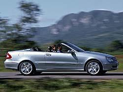 2004 Mercedes-Benz CLK Cabriolet