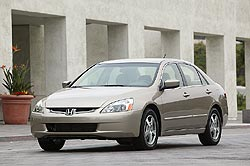 2005 Honda Accord Hybrid