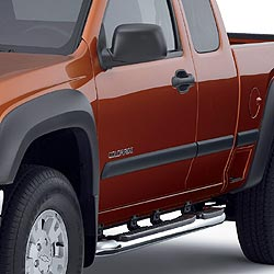 Chevy Colorado Chrome Tubular Assist Step