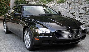 First Drive: 2005 Maserati Quattroporte first drives