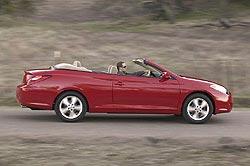 2005 Toyota Solara convertible