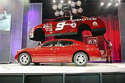 2006 Dodge Charger revealed