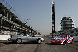 2006 Chevrolet Monte Carlo and 2006 NASCAR Monte Carlo