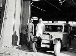 1929 BMW 3/15 PS