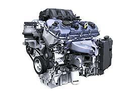 Ford's new 3.5-litre V6 produces 250-horsepower and 240 pound-feet of torque