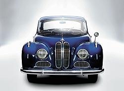 1952 BMW 501