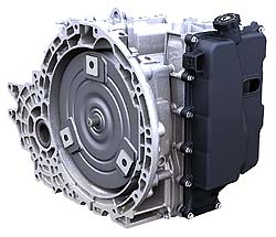 6F 6-speed automatic transmission