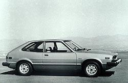 1976 Honda Accord Hatchback