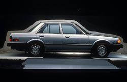 1982 Honda Accord sedan