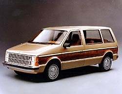1984 Plymouth Voyageur