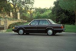 1985 Honda Accord SEi