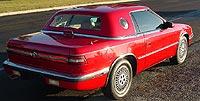 1989 Chrysler TC Maserati