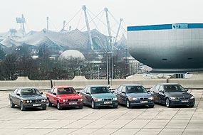 BMW group photo
