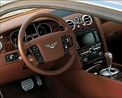 Test Drive: 2005 Bentley Continental GT car test drives bentley